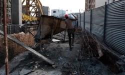 فیلم| زمستان کارگران فصلی در بهار