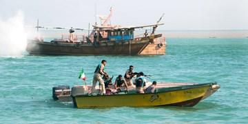 کشف 113 هزار لیتر سوخت قاچاق در مرزهای آبی هرمزگان