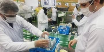 تولید مواد ضدعفونی توسط تولیدکنندگان لوازم خانگی