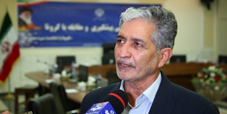کاهش قابل توجه بیماران بستری ناشی از کرونا در استان اصفهان