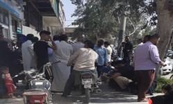 واقعیت ماجرای تجمع مقابل یک بانک در اهواز