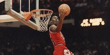 فیلم/ حرکات باورنکردنی مایکل جوردن در NBA