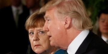 بی اعتنایی ترامپ به مرکل| واشنگتن برلین را درجریان خروج سربازان آمریکایی قرار نداده است