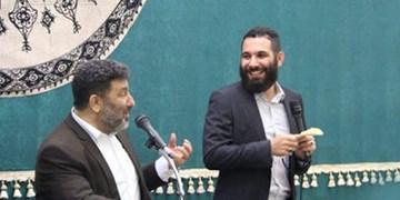 برگزاری جشن میلاد امام رضا در مهدیه امام حسن مجتبی