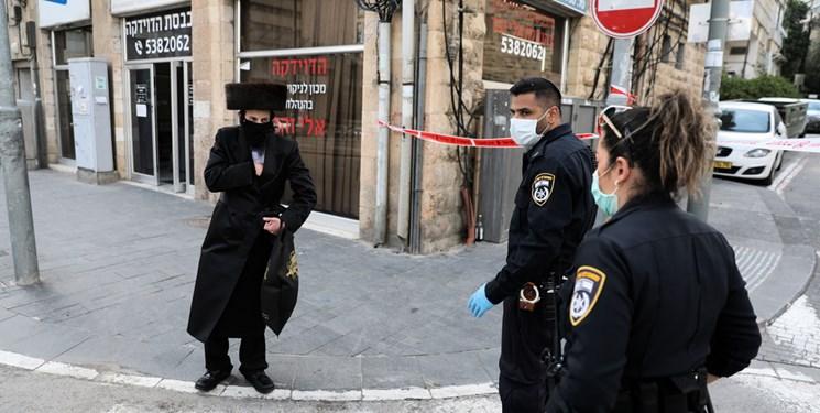ابتلای روزانه به کرونا در فلسطین اشغالی به رکوردشکنی ادامه میدهد