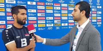 رسن: عملکرد مطلوبی مقابل اردن نداشتیم/در بازی های آینده بهتر عمل خواهیم کرد