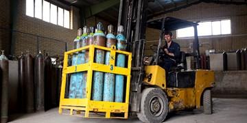 تولید سیلندرهای اکسیژن ویژه مراکز درمانی کرونا در خوی