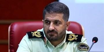 کشف و انهدام 17 باند سرقت در استان قزوین