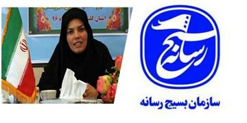فراخوان «بسیج همدلی» با رمز «لبیک یا امام» در گلستان/ بانوان بسیج رسانه علیه کرونا بخط شدند