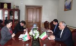 دیدار سفیر ایران با وزیر فرهنگ تاجیکستان؛ توسعه روابط محور رایزنی