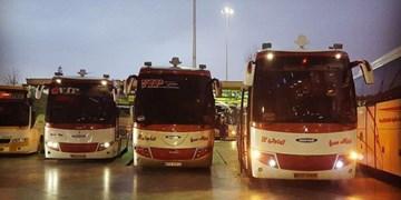 اتوبوسهای مسافربری  با یک دوم ظرفیت باید حرکت کنند/ افزایش کرایه در ترمینالها نداریم