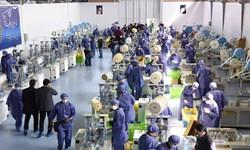 راهاندازی 15 کارخانه تولید ماسک در البرز/هر روز 5 میلیون ماسک تولید میشود
