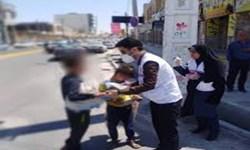 ساماندهی ۵۰۰ کودک کار و خیابانی در دوران کرونا