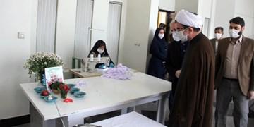 فرهنگسراهای تهران، خیاطخانه تولید ماسک/ ۲ هزار داوطلب پای چرخ خیاطی نشستند