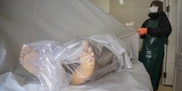 آمار کشتهشدگان کرونا در تهران از ۵۸۰۰ تن عبور کرد