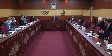 گزارش رئیس کمیسیون مدیریت و برنامهریزی در نشست این هفته هیات اجرایی