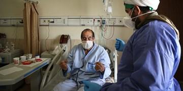 جهاد ادامه دارد/ انجام ۱۴ هزار مشاوره با بیماران مبتلا به کرونا توسط روحانیون