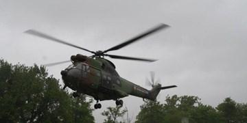 سقوط بالگرد نظامی در فرانسه  2 کشته و 4 مجروح برجا گذاشت