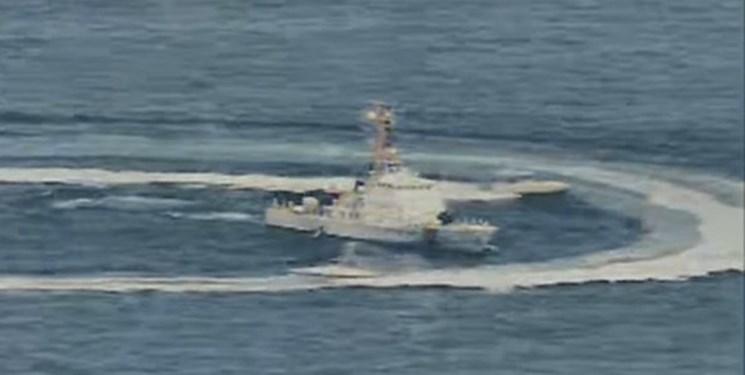 آمریکاییها مدعی حرکات ناامن شناورهای نظامی ایرانی شدند