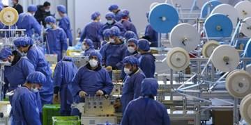 دستگاه نانوالیاف ایرانی در بزرگترین کارخانه تولید ماسک کشوربه بهره برداری رسید