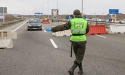 آخرین وضعیت جادهها؛ از بارش باران در محورهای شمالی و مرکزی تا جریمه و ضبط گواهینامه متخلفان حادثهساز