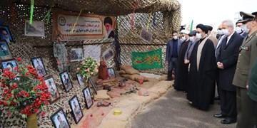 مراسم «رژه خدمت» روز ارتش در تبریز