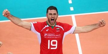 سوکولوف کاپیتان تیم ملی والیبال بلغارستان شد