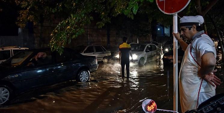 توضیحات استاندار خوزستان در خصوص آخرین وضعیت آبگرفتگیها و رسیدگی به مناطق آسیب دیده