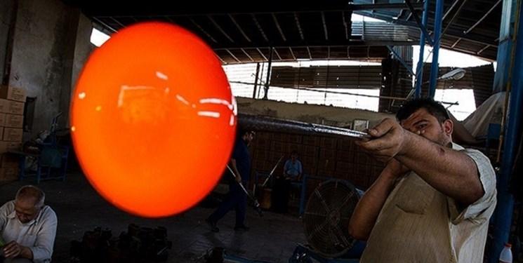 ۷۰ درصد شیشه و بلور کشور در ورامین تولید میشود