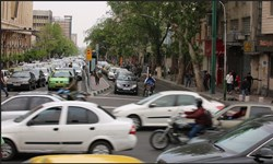 ترافیک پرحجم در کرمانشاه با وجود شیوع بالای کرونا/ مردم ترددها را کاهش دهند