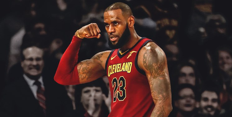 لیگ بسکتبال NBA| آرزوی پادشاه برای بازگشت هرچه زودتر به میادین