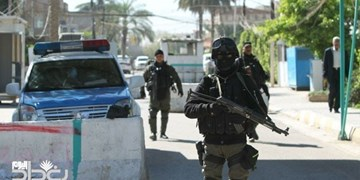 یک باند تروریستی در «الرمادی» عراق دستگیر شد