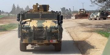 تکمیل مرحله اول ساخت پایگاه نظامی ترکیه در شمال سوریه