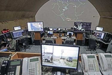 سامانه  راداری  «مراقب» و «خلیج فارس»