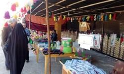 55 غرفه رایگان در اختیار دستفروشان «ایوانی» قرار گرفت