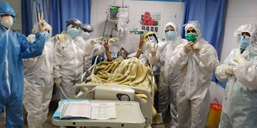 بستری ۷۶۰ کرونایی در بیمارستانهای سمنان/ گرمسار و مهدیشهر قرمز شد
