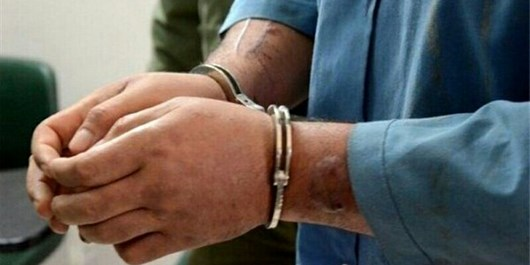 قاتل فراری و عامل سرقتهای مسلحانه در «دلگان» به دام افتاد
