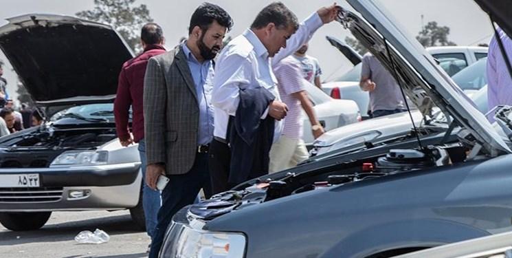 تغییر اندک قیمت برخی خودروها در بازار/ افزایش تقاضای خرید کارکرده ها
