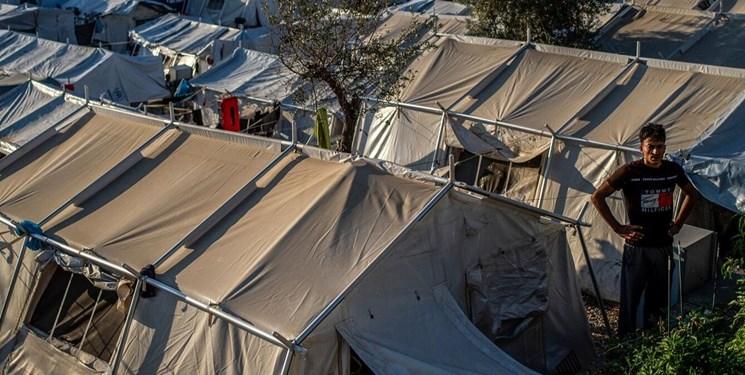 جاسوسی نیروهای امنیتی ترکیه از کمپ پناهجویان در یونان