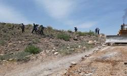 اصلاح و بازسازی 1000 کیلومتر از راه تخریبیافته از سیل در مناطق عشایری ریگان