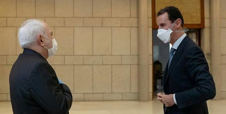 دیپلماسی ایرانی در روزهای کرونایی در دمشق و واکنش کاخ سفید