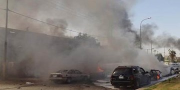 شناسایی خودروی بمبگذاری شده در استان نینوی عراق