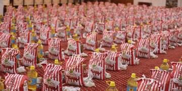 توزیع ۵۰۰۰ بسته اهدایی مردم بوشهر در رزمایش کمک مؤمنانه سپاه+فیلم و عکس
