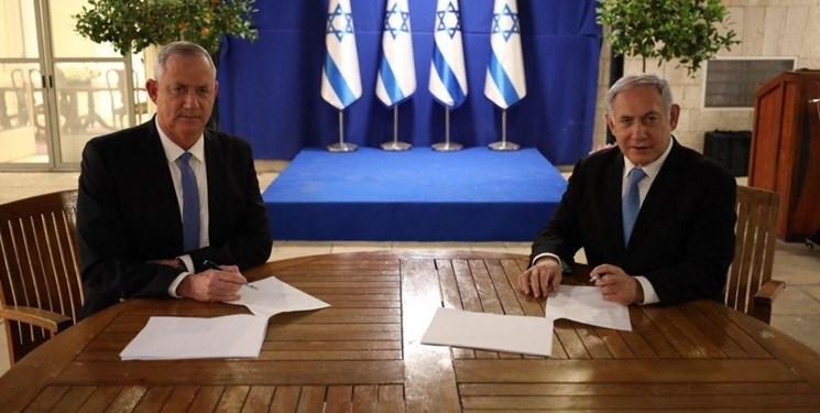 نتانیاهو و گانتز کابینه امنیتی جداگانهای برای مقابله با ایران تشکیل میدهند