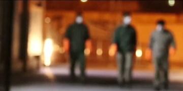 گوشهای از تلاش نیروهای مردمی و جهادی استان یزد در جبهه سلامت
