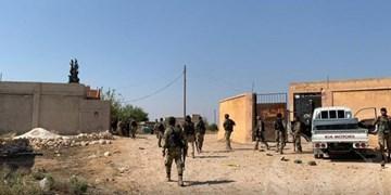 انهدام چند لانه و تونل تروریستی در عراق
