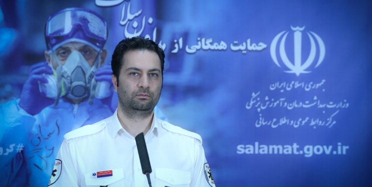 صابریان: روزانه حدود ۳۰ الی ۴۰ هزار واکسن را در تهران تزریق میکنیم