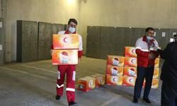 توزیع 9500 بسته بهداشتی بین بیماران خاص  در کردستان