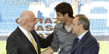 افشاگری جنجالی مدیربرنامه کاکا ؛ ستاره برزیلی قصد ترک میلان را نداشت