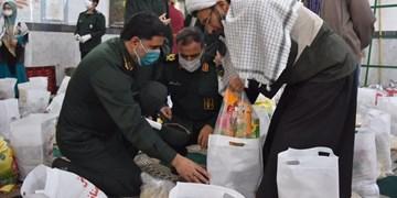 آغاز رزمایش کمک مومنانه با توزیع 11 هزار بسته معیشتی در گلستان + تصاویر